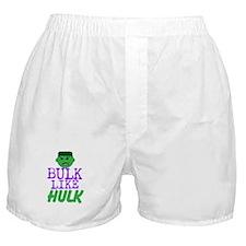 Bulking Boxer Shorts