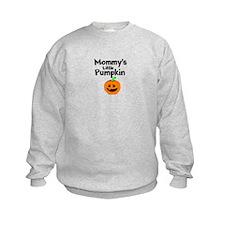 Mommys Little Pumpkin Sweatshirt