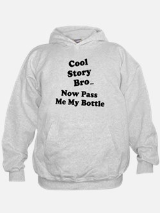 Unique Cool story bro Hoodie