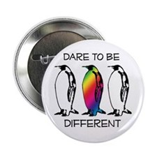 """Dare to be Different 2.25"""" Button"""