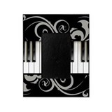 Piano keyboard Picture Frames
