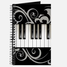 Piano Keyboard Journal