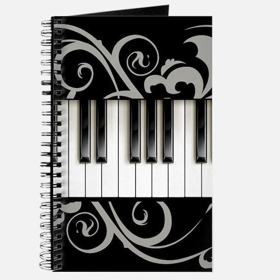 Piano Keyboard Journal