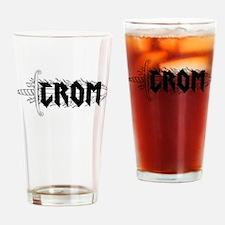 CCRRRROOOOMMMM Drinking Glass