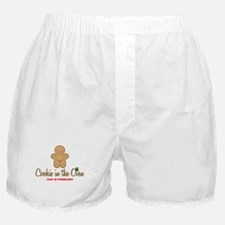 Cookie Due February Boxer Shorts