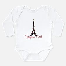 Paris Christmas Body Suit