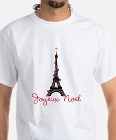 Paris Christmas T-Shirt