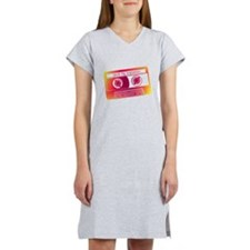 Goldbergs Mix Tape Women's Nightshirt