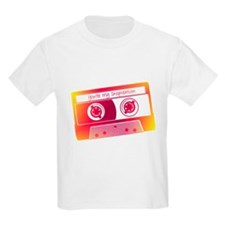Goldbergs Mix Tape T-Shirt