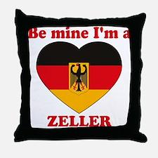 Zeller, Valentine's Day Throw Pillow