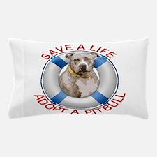 Life Preserver Fawn Pitbull Pillow Case