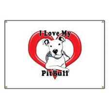 I love my Pitbull logo copy Banner