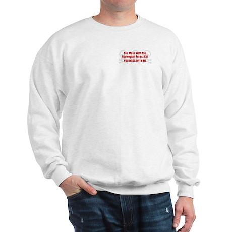 Mess With Wegie Sweatshirt