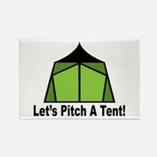 Pitch A Tent Magnets