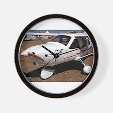 Jabiru Ultralight Aircraft Wall Clock