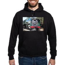 Steam train locomotive, Goolwa, Sout Hoodie
