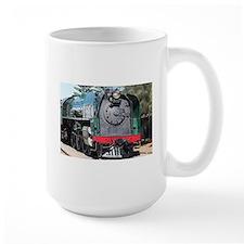 Steam train locomotive, Goolwa, South Austral Mugs