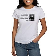 Nietzsche 27 Women's T-Shirt