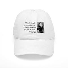 Nietzsche 27 Baseball Cap