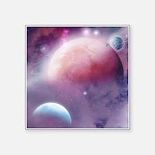 Pink Space Dream Sticker