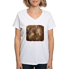 Mountain Lion Collage Shirt