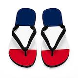 French flag Flip Flops