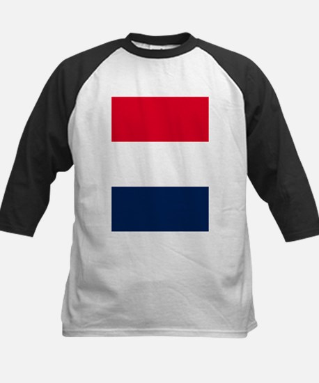 French Flag Baseball Jersey