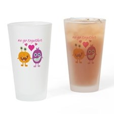 Go Together Drinking Glass