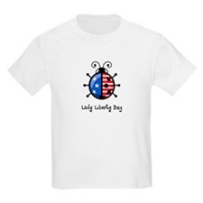 USA Ladybug T-Shirt
