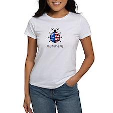 USA Ladybug Tee