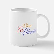 Vive La Liberté Mug