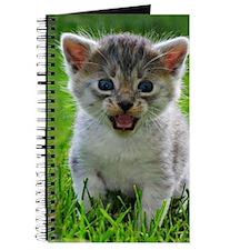 Baby Cat Journal