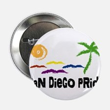 San Diego Pride Button