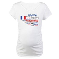 French Liberty Bastille Day Shirt