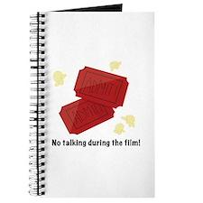 No Talking Journal