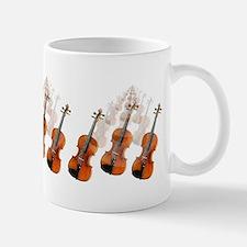 Violin Fiddle Mug  Violins forever!