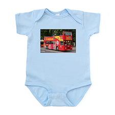 Tourist bus, York, England, United Kingd Body Suit