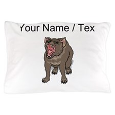 Central Asian Shepherd Dog (Custom) Pillow Case