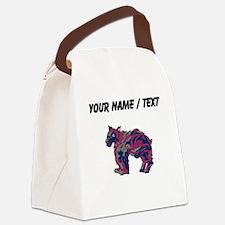 Swedish Lapphund (Custom) Canvas Lunch Bag