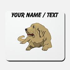 Spanish Mastiff (Custom) Mousepad