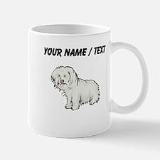 Spanish Water Dog (Custom) Mugs