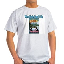 Where Stories Come To Life T-Shirt
