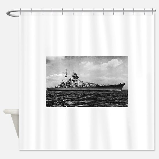 bismark Shower Curtain