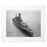 Battleships Duvet Covers