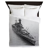 Battleships Duvet Covers