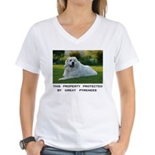 Great Pyrenees Sign T-Shirt