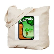 Carrot Grocery Bag