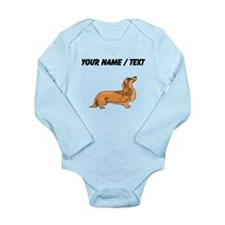 Longhaired Dachshund (Custom) Body Suit