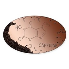 Caffeine Decal