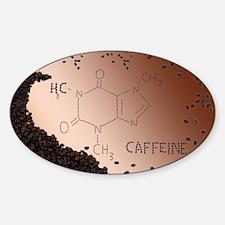 Caffeine Decal